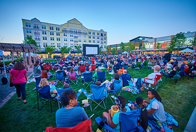 Liberty Center summer movies