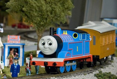 Everything Thomas at EnterTRAINment Junction