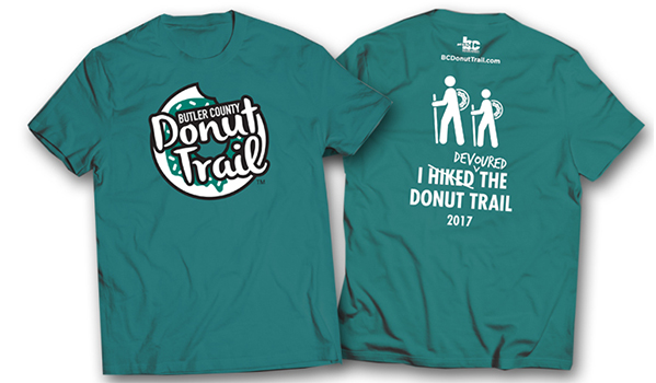 2017 Donut Trail Shirt