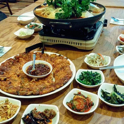 Asiana Restaurant Hot Pot Korean Food