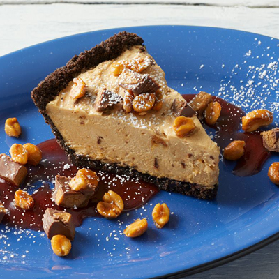 Bar Del Mar Peanut Butter Pie
