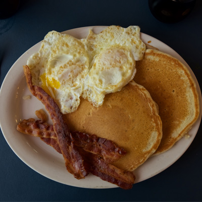 The Country Barrel Okeana Ohio Breakfast