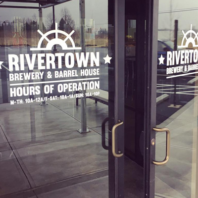 Rivertown Front Door