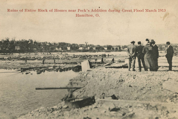 1913 Flood Hamilton Ohio