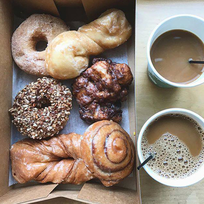 Holtman's Box of Donuts & Coffee
