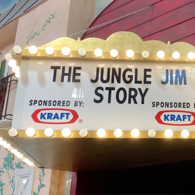 Jungle Jim's movie theater