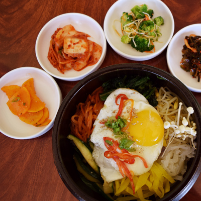 Korealistic Bowl Korean Food