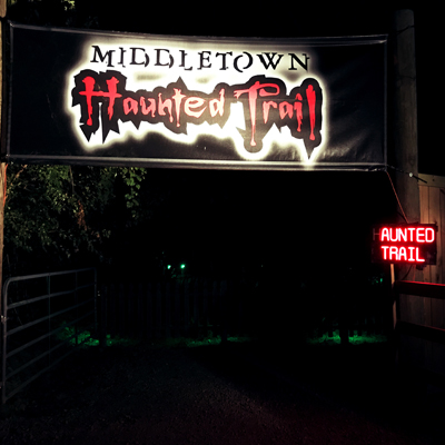 Land of Illusion Middletown Haunted Trail