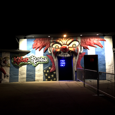 Land of Illusion Killer Klowns