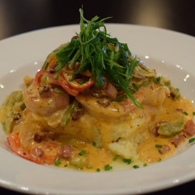 MTM Shrimp and Grits