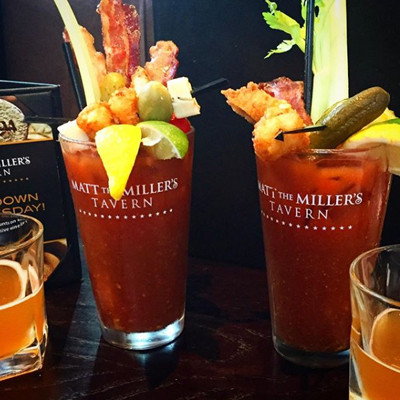 Matt the Miller's Ultimate Bloody Mary