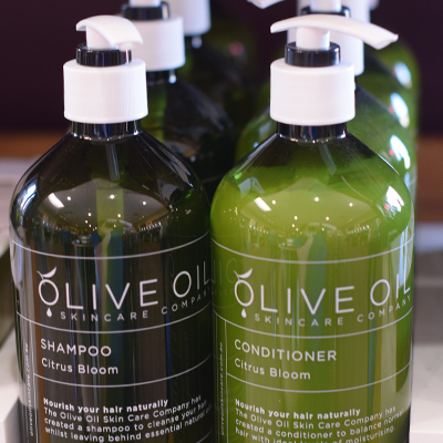 The Spicy Olive Shampoo