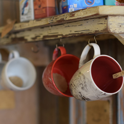 Unsung Salvage Mugs