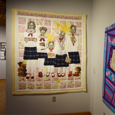 VHR Quilt second room