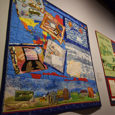 Vision Human Rights quilt