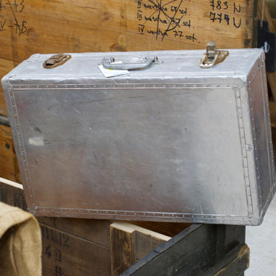 West Chester Antique Center Suitcase