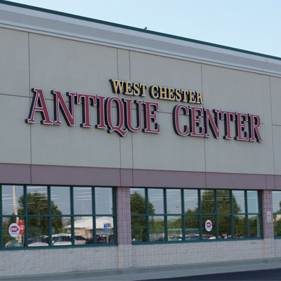 West Chester Antique Center Exterior