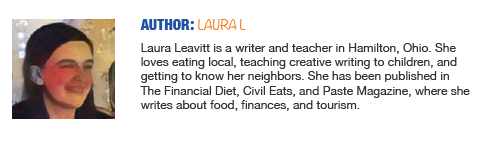 Laura Leavitt blog bio