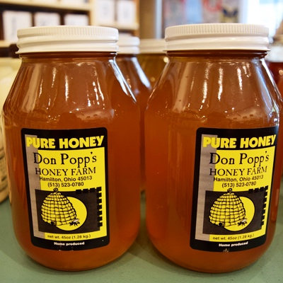 Don Popps Honey at Celebrate Local