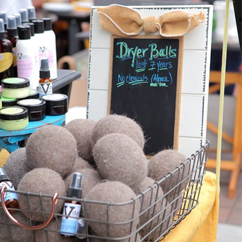Dryer Balls Hamilton Flea