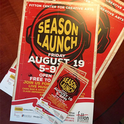 Fitton Center Season Launch