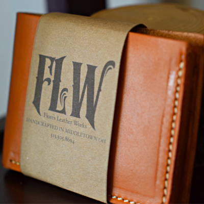Flores Leather Works Wallet