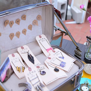 Jewelry at Hamilton Flea