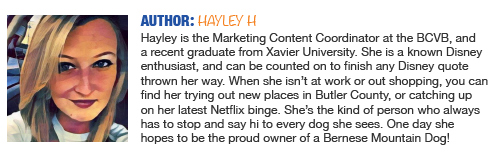 Hayley Blog Bio