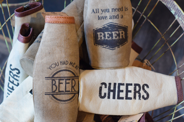 Fleurish Home Koozies