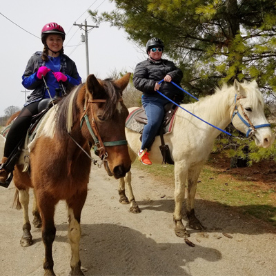 The Best Places to Horseback Ride in Butler County