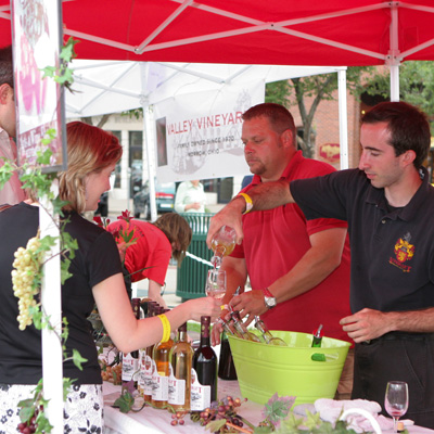 Oxford Wine Festival Ohio