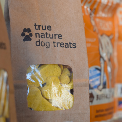 True Nature dog treats
