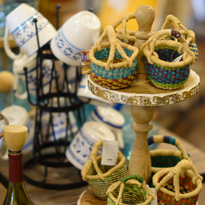 Soul Craft baskets