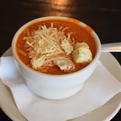 Troy's Tomato Bisque