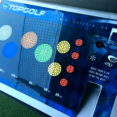 Topgolf West Chester, Ohio