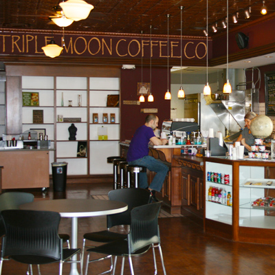 Triple Moon Coffee Company Middletown