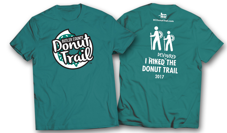 Donut Trail T-shirt 2017
