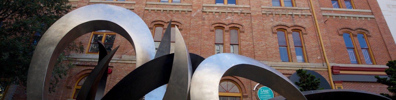 Hamilton Beautiful Sculptures