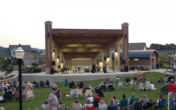 Village Green Amphitheater