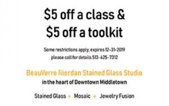 BeauVerre Riordan Stained Glass Studio
