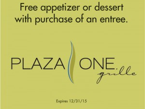 Plaza One Grille - Courtyard by Marriott Hamilton
