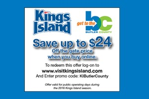 Expired Kings Island Coupons