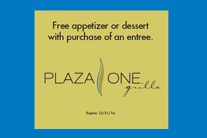 Plaze One Grille - Courtyard by Marriott Hamilton