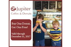 Jupiter Coffee & Donuts