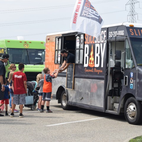 Union Centre Food Truck Rally West Chester Oh
