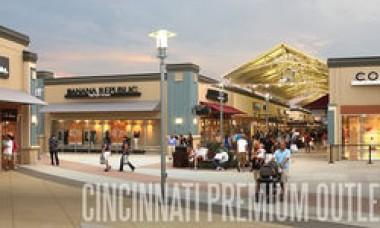 Cincinnati Premium Outlets - Main Image