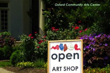 Art Shop - Main Image