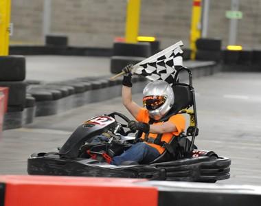 Full Throttle Indoor Karting - Main Image