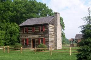 Dewitt Log Cabin