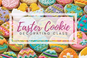 Easter Cookie Decorating Middletown, OH